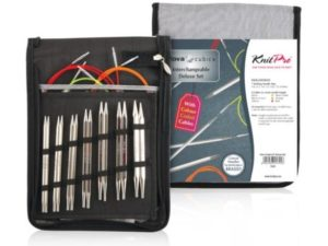 Наборы спиц и крючков KnitPro