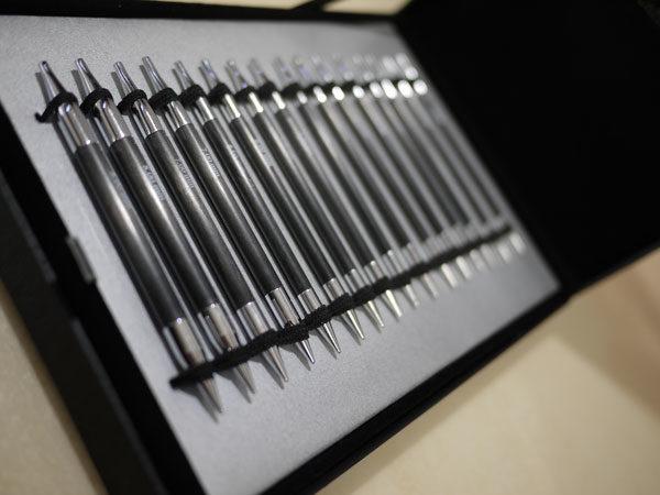 Подарочный набор карбоновых спиц Knit Pro (Box of Joy) 41620