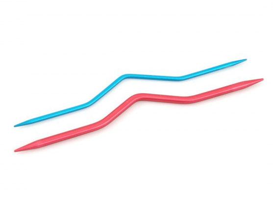 45501 Набор держателей петель при вязании косы KnitPro (2шт- 2,5мм, 4мм)