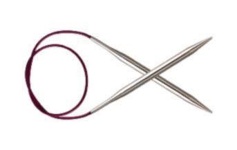 Спицы круговые 40 см Nova Metal KnitPro, 10353, 4.00 мм