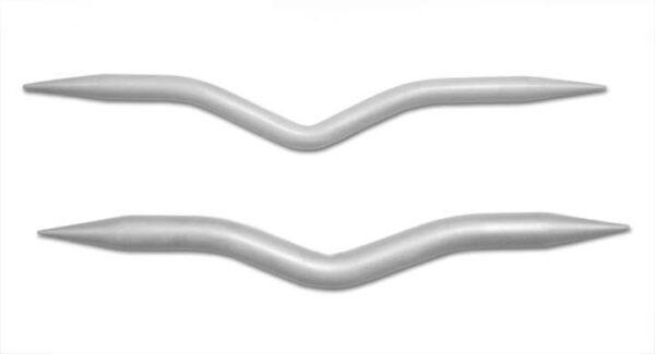 45503 Набор держателей петель при вязании косы KnitPro (2шт- 6мм, 8мм)