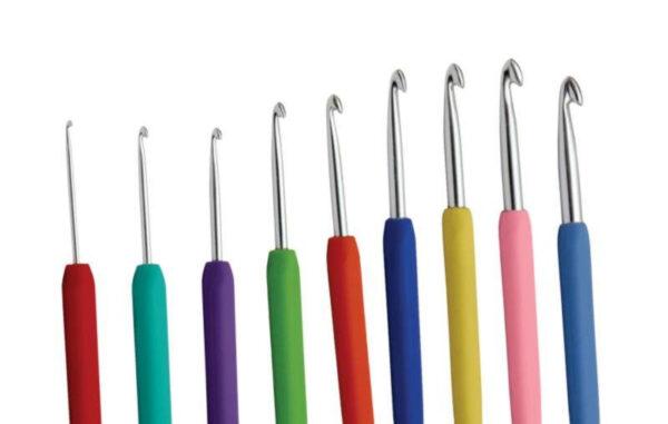 Крючок KnitPro, 30917 Крючок Iris 9.00 мм KnitPro