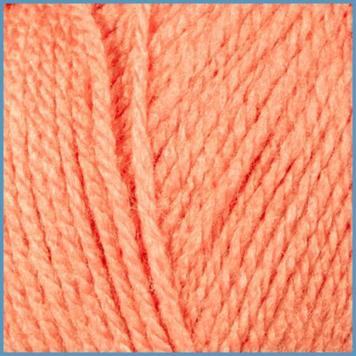Пряжа для вязания Valencia Bambino, 1139 цвет, 94% акрил, 6% вискоза