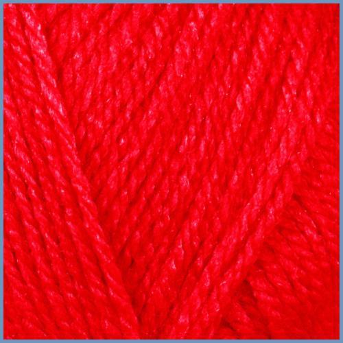 Пряжа для вязания Valencia Bambino, 1663 цвет, 94% акрил, 6% вискоза