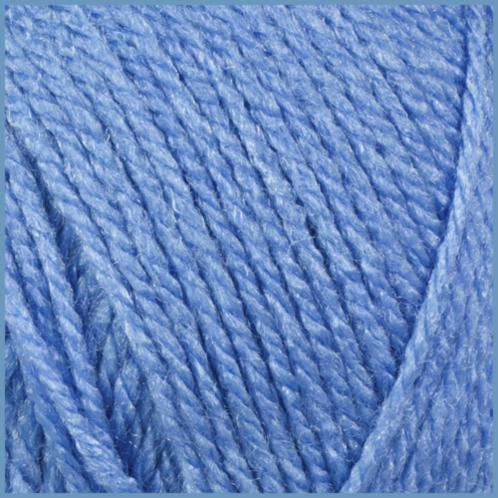Пряжа для вязания Valencia Bambino, 4134 цвет, 94% акрил, 6% вискоза