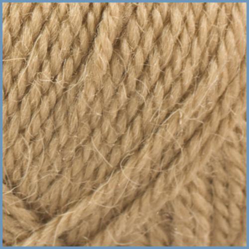 Пряжа для вязания Valencia Camel, 509 цвет, 100% верблюжья шерсть