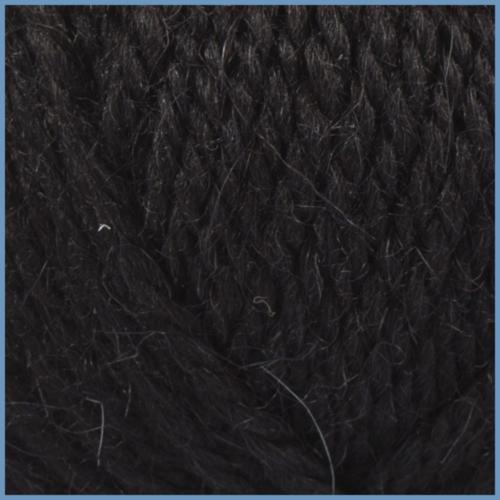 Пряжа для вязания Valencia Camel, 620 (black) цвет, 100% верблюжья шерсть