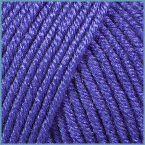 Пряжа для вязания Valencia Delmara, 3949 цвет, 14% шерсть, 74% акрил, 8% альпака, 4% шелк