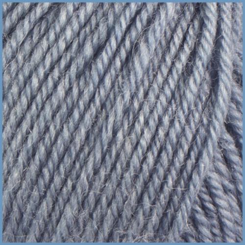 Пряжа для вязания Valencia Denim, 03 цвет, 45% шерсть, 10% хлопок, 15% нейлон, 30% акрил