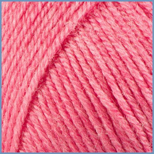 Пряжа для вязания Valencia Denim, 12 цвет, 45% шерсть, 10% хлопок, 15% нейлон, 30% акрил