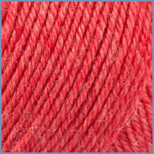 Пряжа для вязания Valencia Denim, 25 цвет, 45% шерсть, 10% хлопок, 15% нейлон, 30% акрил