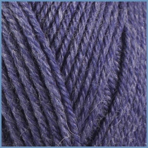 Пряжа для вязания Valencia Denim, 26 цвет, 45% шерсть, 10% хлопок, 15% нейлон, 30% акрил