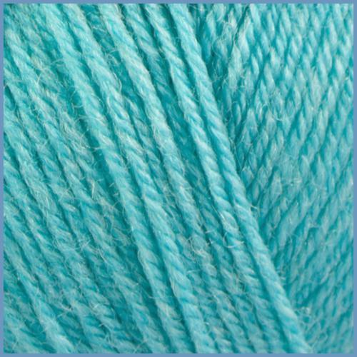 Пряжа для вязания Valencia Denim, 27 цвет, 45% шерсть, 10% хлопок, 15% нейлон, 30% акрил