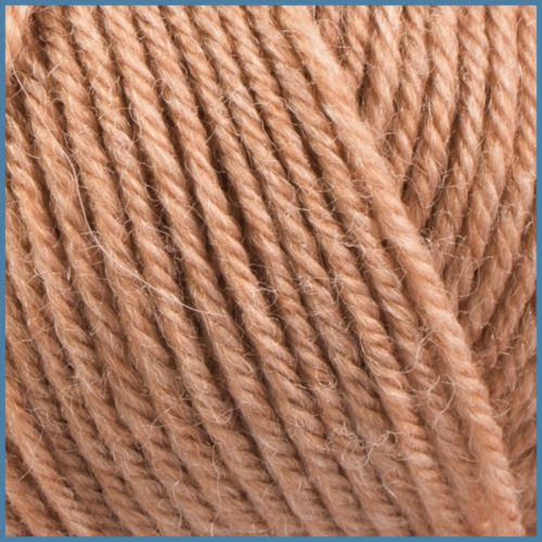 Пряжа для вязания Valencia Denim, 502 цвет, 45% шерсть, 10% хлопок, 15% нейлон, 30% акрил