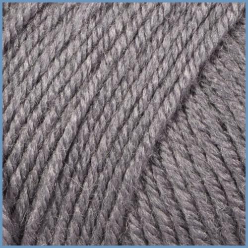 Пряжа для вязания Valencia Jasmin, 0602 цвет, 50% шерсть, 50% акрил