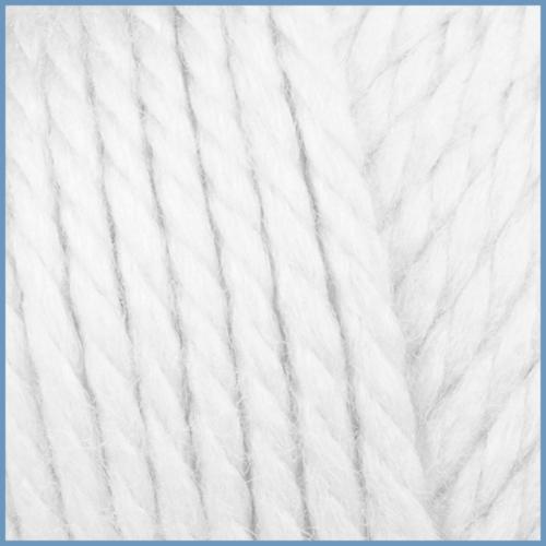 Пряжа для вязания Valencia Mango, 0601 цвет, 24% шерсти, 4% кашемира, 72% акрила