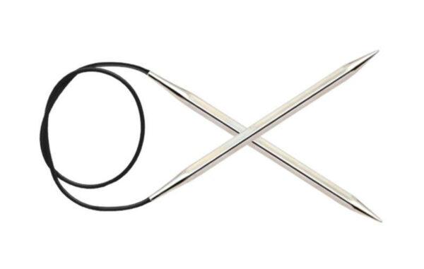 Спицы круговые 120 см Nova Cubics KnitPro
