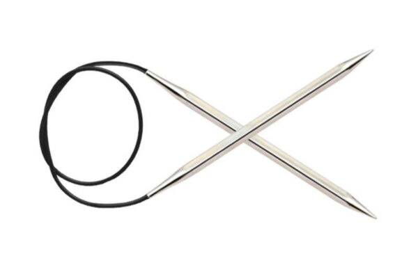 Спицы круговые 60 см Nova Cubics KnitPro