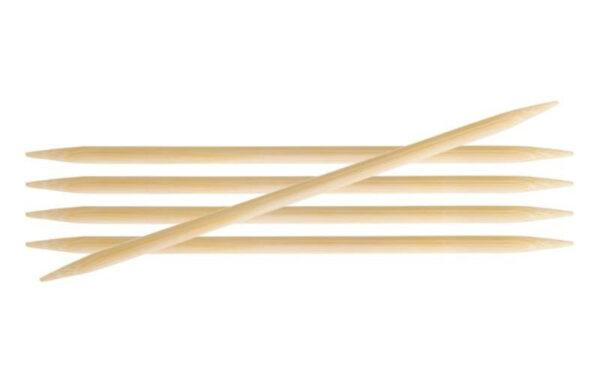 Спицы носочные 15 см Bamboo KnitPro, 22110, 5.00 мм