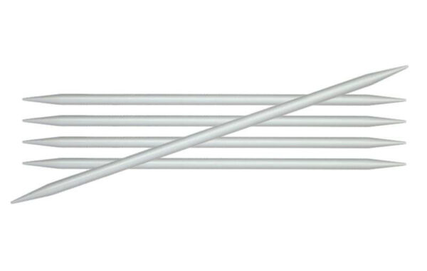 Спицы носочные 15 см Basix Aluminium KnitPro