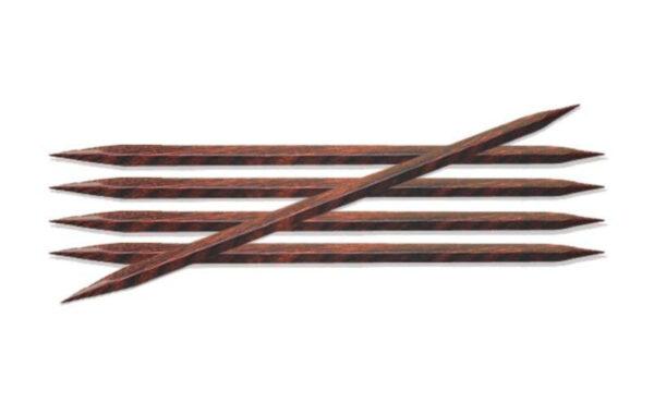 Спицы носочные 20 см Cubics Symfonie-Rose KnitPro, 25117 6.50 мм