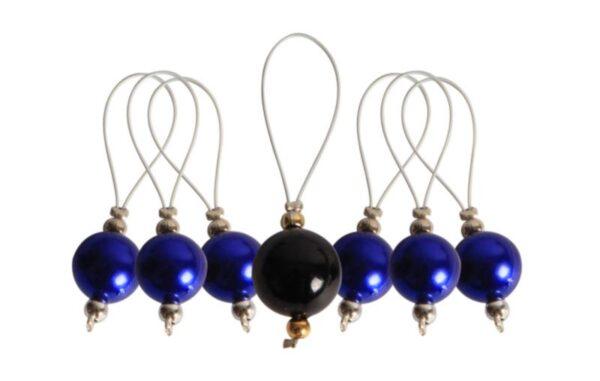 10933 Маркеры петель (7 шт) ZOONI Bluebell KnitPro
