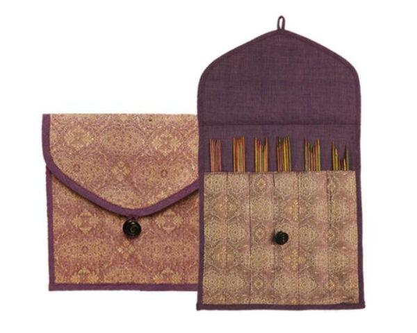 10784 Чехол для носочных спиц (20 см) Violet Dream-DP KnitPro
