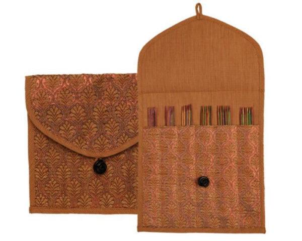 10786 Чехол для носочных спиц (20 см) Orient Sheen-DP KnitPro