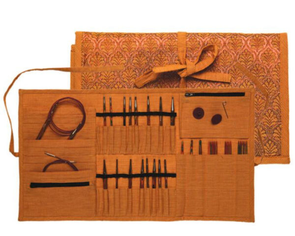 10794 Чехол для спиц ассорти Orient Sheen-AP KnitPro