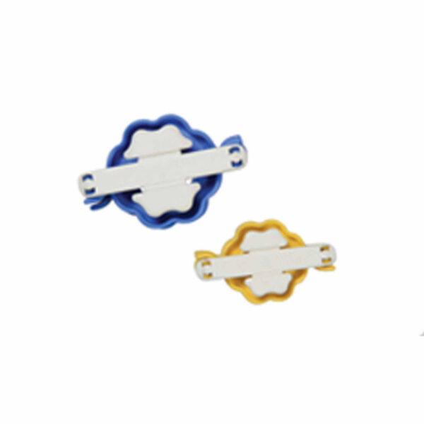 10863 Приспособление для изготовления помпонов (3,5 & 4,5cm), 2шт KnitPro