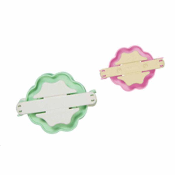 10864 Приспособление для изготовления помпонов (6,5 & 8,5cm), 2шт KnitPro