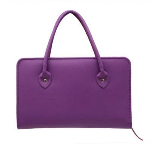 10955 Сумка для спиц и крючков Purple KnitPro