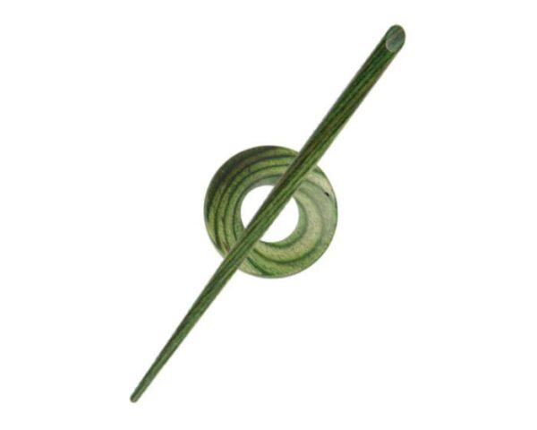 20844 Зажим для шали Orion MISTY GREEN KnitPro