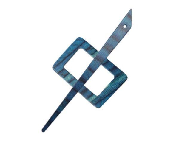 20850 Зажим для шали Castor ROYALE BLUE KnitPro