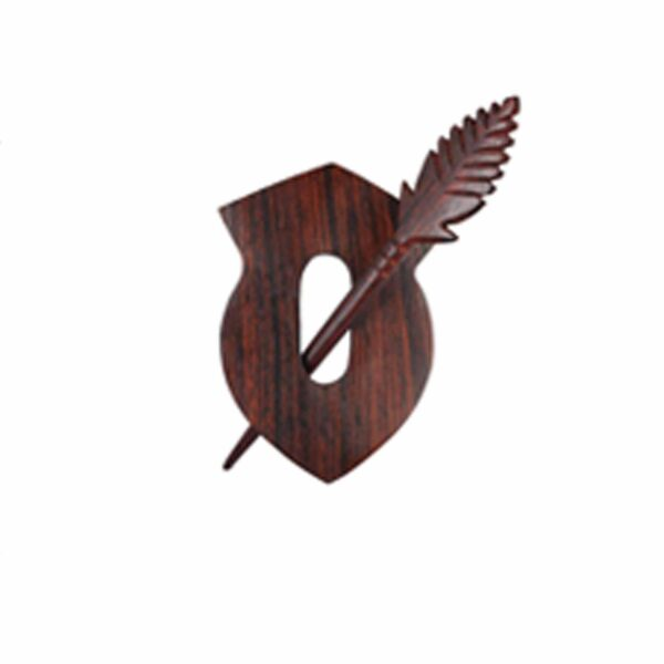 Зажим для шали с заколкой 20863 Tulip Shawl Pins with Sticks Exotica Series KnitPro