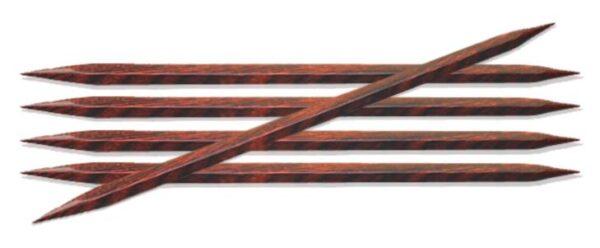 Спицы носочные 15 см Cubics Symfonie-Rose KnitPro, 25105, 4.00 мм