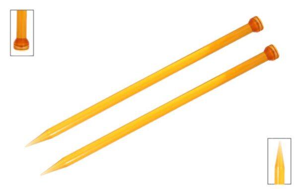 Спицы прямые 30 см Trendz KnitPro