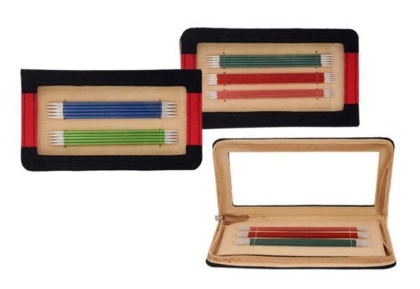 47401 Набор носочных спиц Socks Kit - 15 cm Zing KnitPro