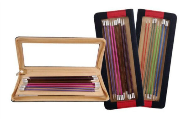 47407 Набор прямых спиц - 35 cm Zing KnitPro