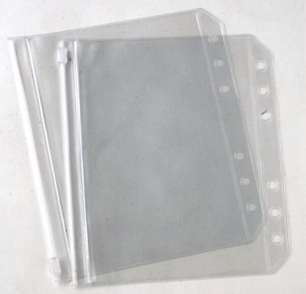 10705 Файлы одиночные для папки на кольцах, 2 шт. KnitPro