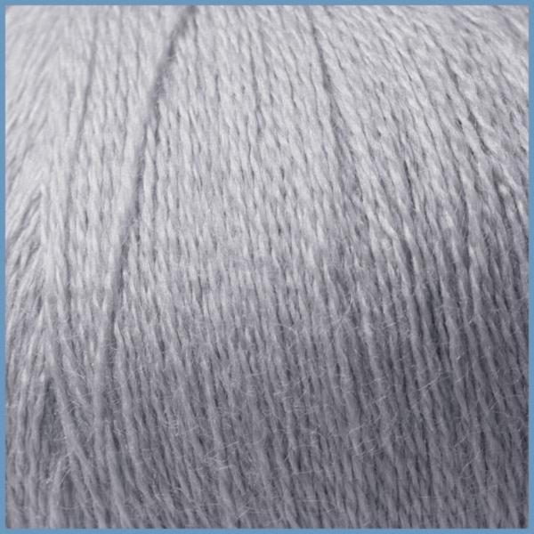 Пряжа для вязания Valencia La Costa, 5002 цвет, 12% кид мохер (шерсть ягненка), 3% шелк, 42% шерсть, 43% акрил