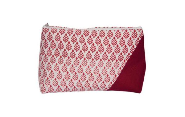 12055 Сумка Reverie Triads KnitPro красная