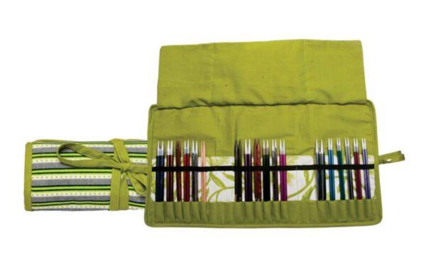 12081 Чехол для съемных спиц Greenery KnitPro