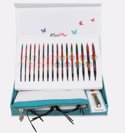 """Подарочный набор спиц KnitPro """"Colours of Life"""" 20636"""