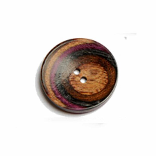 20594 Пуговица Curved Round 34 mm Symfonie Lilac Range KnitPro