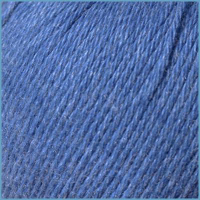 Пряжа для вязания Valencia Blue Jeans, 813 цвет, 50% хлопок, 50% полиэстер