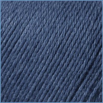 Пряжа для вязания Valencia Blue Jeans, 815 цвет, 50% хлопок, 50% полиэстер