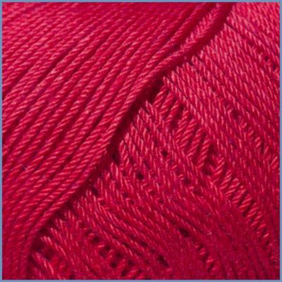 Пряжа для вязания Valencia Oscar, 651 цвет, 100% мерсеризованный египетский хлопок