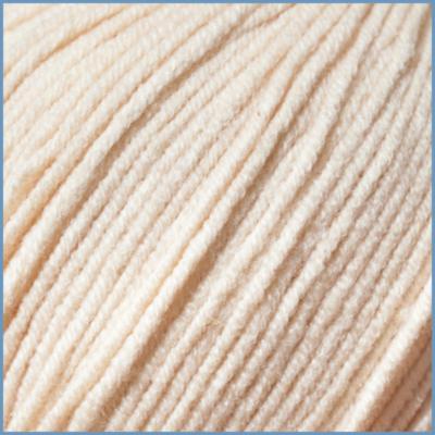 Пряжа для вязания Valencia Santana, 141 цвет, 50% хлопок, 50% высокообъемный акрил