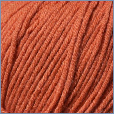 Пряжа для вязания Valencia Santana, 341 цвет, 50% хлопок, 50% высокообъемный акрил